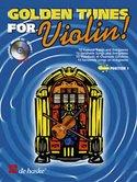Golden-Tunes-for-Violin!-Tijdloze-Songs-voor-Viool-(Boek-CD)