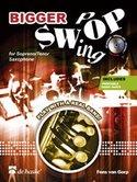 Bigger-Swop-Sopraan-Tenor-saxofoon-(Boek-CD)