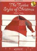 The-Twelve-Styles-of-Christmas-Altsaxofoon-(Boek-CD)