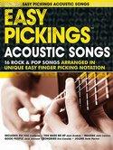 Easy-Pickings:-Acoustic-Songs-(Book)