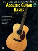 The-Ultimate-Beginner-Series:-Acoustic-Guitar-Basics-Steps-One-&-Two-Combined-(Book-CD)