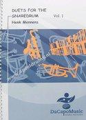 Duets-for-the-Snaredrum-Vol.1-(Boek)