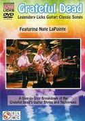 Grateful-Dead:-Legendary-Licks-Classic-Songs-(DVD)