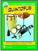 Quintopus-Percussion-Series-Gert-Bomhof-(Partituur-+-Partijen)