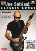 Joe-Satriani:-Classic-Songs-(2-DVD)