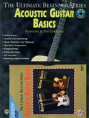 The-Ultimate-Beginner-Series-Mega-Pack:-Acoustic-Guitar-Basics-Steps-One&Two-Combined-(Book-CD-DVD)