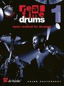Real-Time-Drums-1-Basic-Method-For-Drumset-(Level-1)-(Boek-CD)