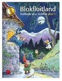 Blokfluitland-Deel-3-Methode-Voor-Blokfluit-(Boek-CD)