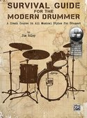 Survival-Guide-for-the-Modern-Drummer-Jim-Riley-(Book-CD)