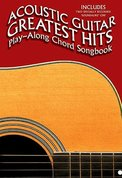 Acoustic-Guitar-Greatest-Hits:-Play-Along-Chord-Songbook-(Book-CD)-Cover-Beschadigd