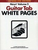 Guitar-Tab-White-Pages-Volume-2-(Book)