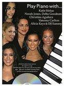 Play-Piano-With...-Katie-Melua-Norah-Jones-Delta-Goodrem-etc.-Piano-Zang-Gitaar-(Book-CD)