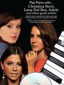 Play-Piano-With...-Christina-Perri-Lana-Del-Ray-Adele-And-Other-Piano-Zang-Gitaar-(Book-CD)