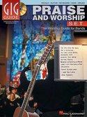 Gig-Guide:-Praise-&-Worship-Set-(Bas-Drums-Gitaar-Zang-Keyboard)-(Book-CD)